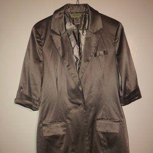 Medium silver blazer